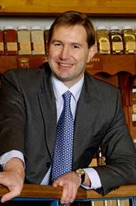 Antoine Boucomont-president de la fondation d'entreprise Le Delas