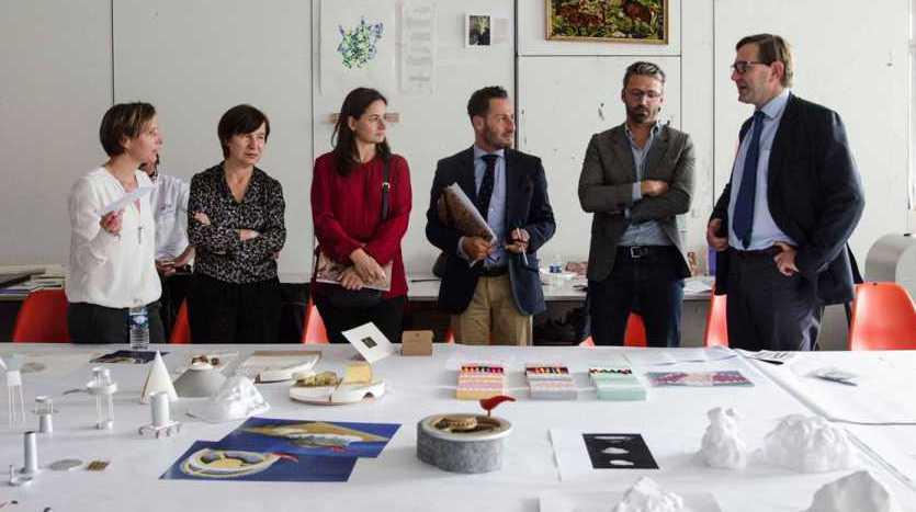 prix-jeune-talent-végétal domaine de toury fondation d'entreprise le Delas Laure Boucomont Directrice fondation Le Delas Ferrandi ENSAD