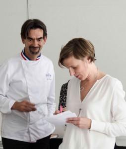 """Remise du prix """"jeune talent végétal"""" Design, Fondation d'entreprise Le Delas en partenariat avecl'ENSAD"""